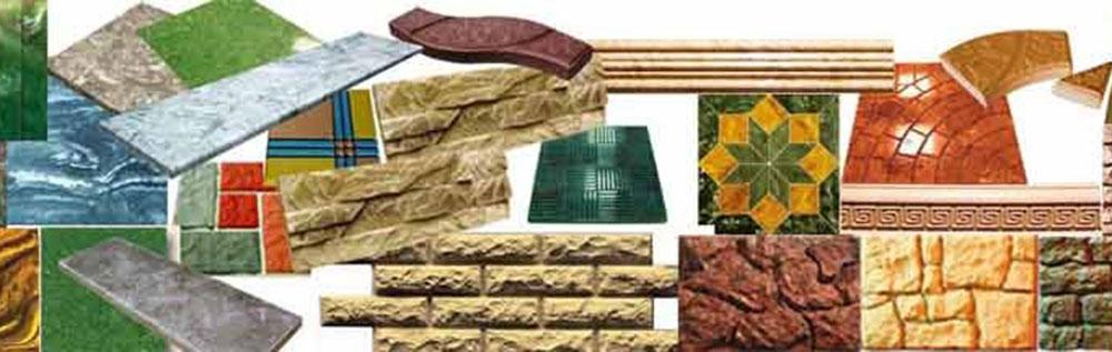 شرکت سارگن خط تولید سنگ های پلیمری