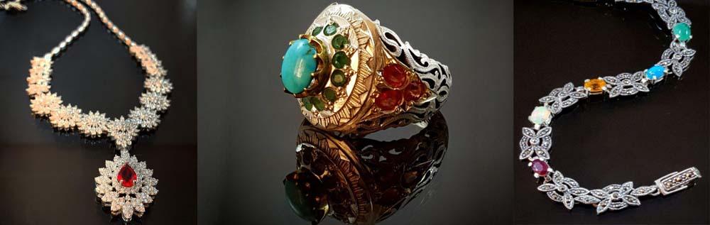 خط تولید سنگ جواهراتی و سنگ درمانی